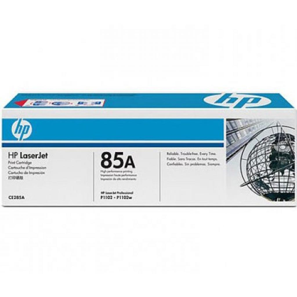 Картридж HP LJ  85A P1102/ 1102w/M1132/M1212nf (CE285A)