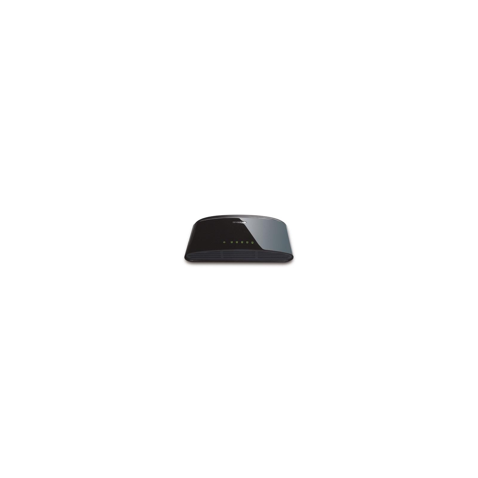 Коммутатор сетевой D-Link DES-1005D/RU (DES-1005D/RU / L2A)
