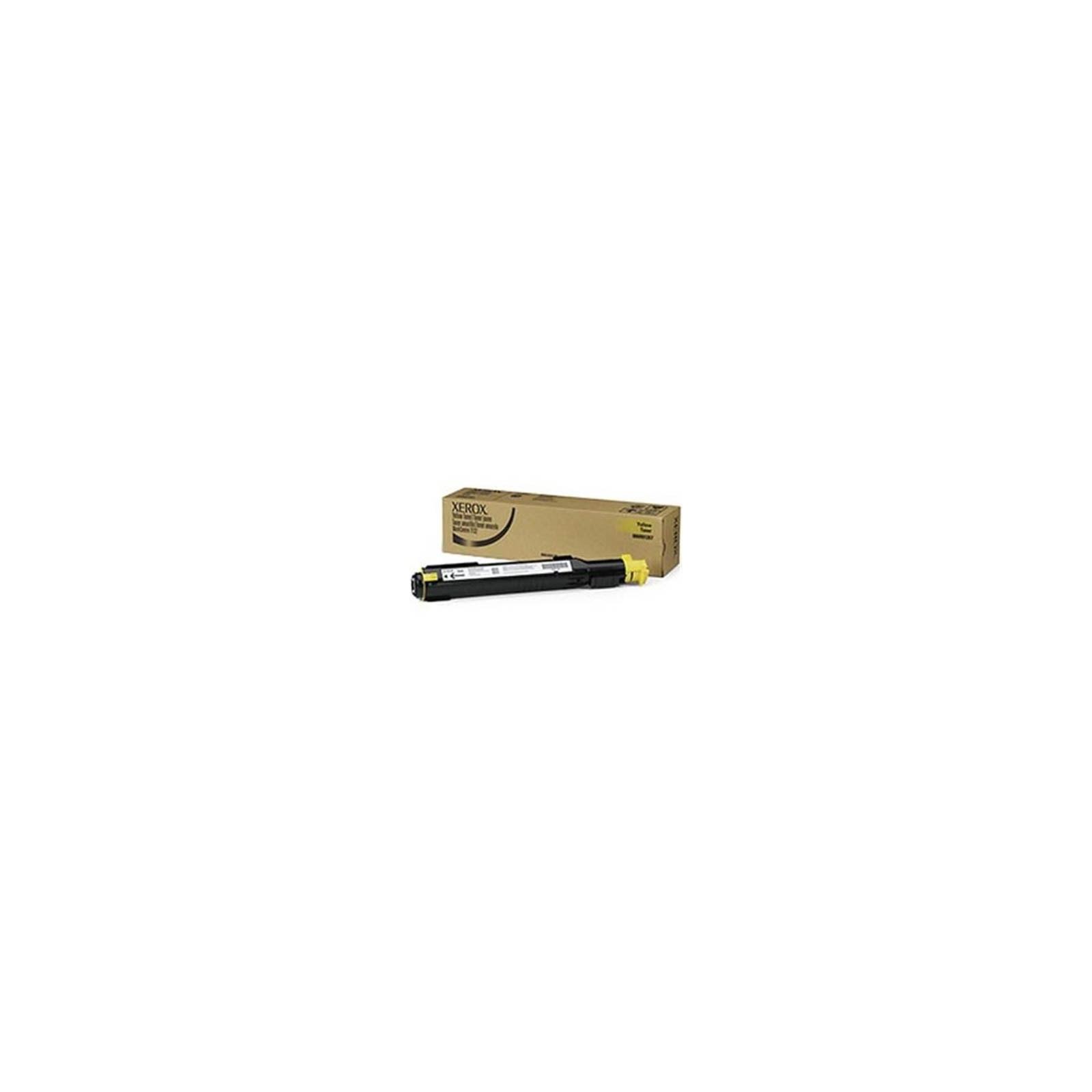 Тонер-картридж XEROX WC 7132 Yellow (006R01271)
