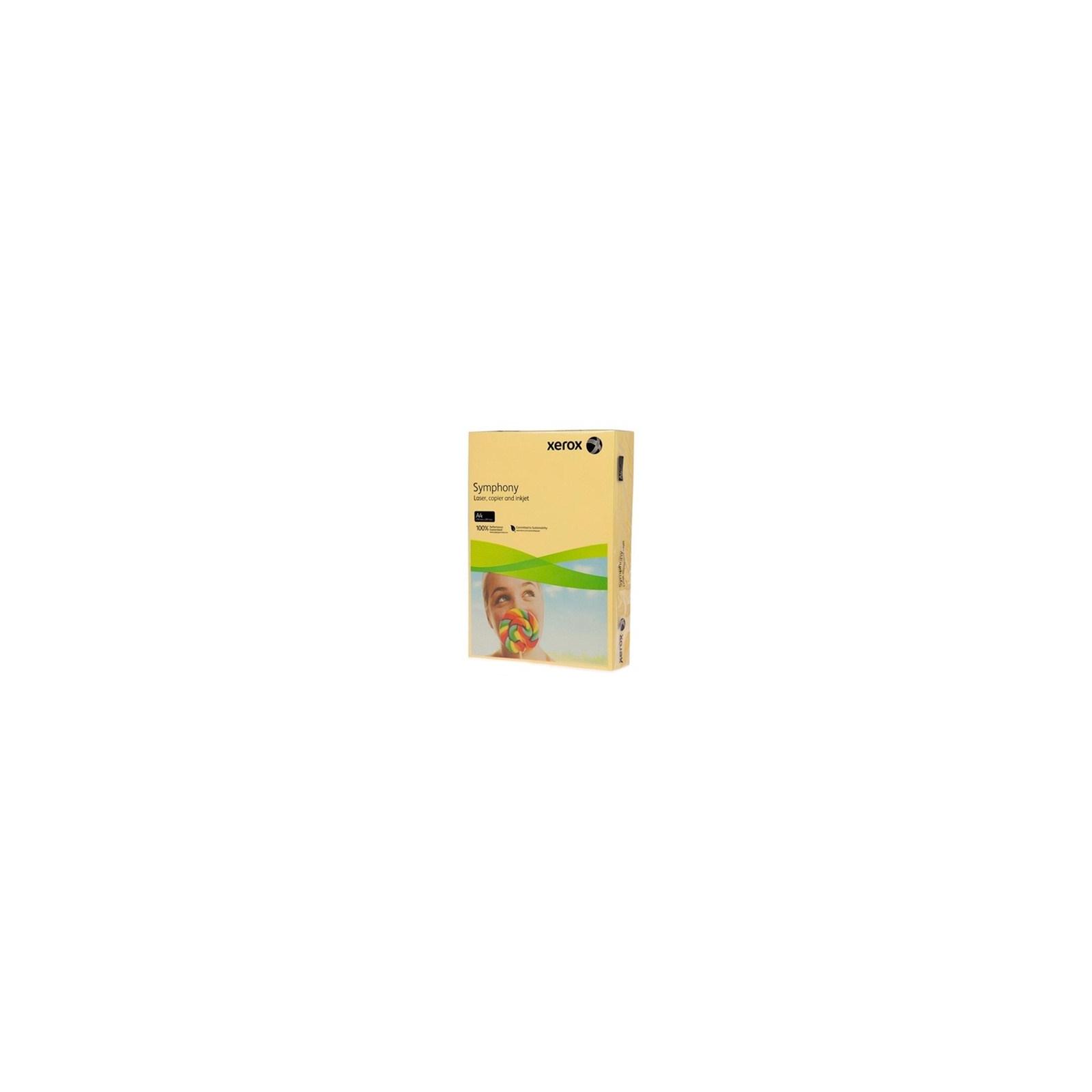 Бумага XEROX A4 SYMPHONY Mid Sun Yellow (003R92305)