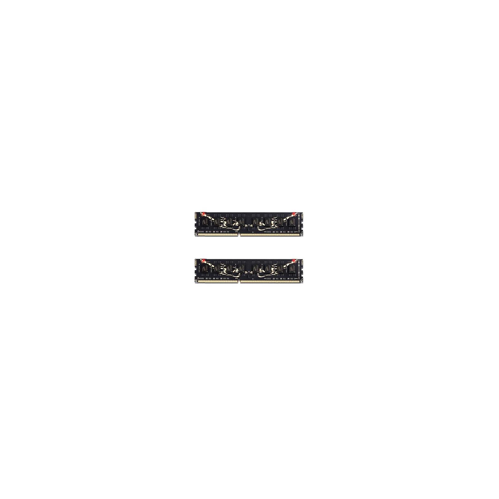 Модуль памяти для компьютера DDR3 16GB (2x8GB) 1600 MHz GEIL (GB316GB1600C10DC)