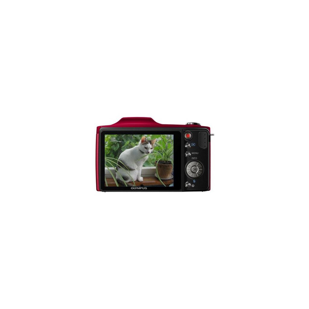 Цифровой фотоаппарат Olympus SZ-14 black (V102080BE000) изображение 2