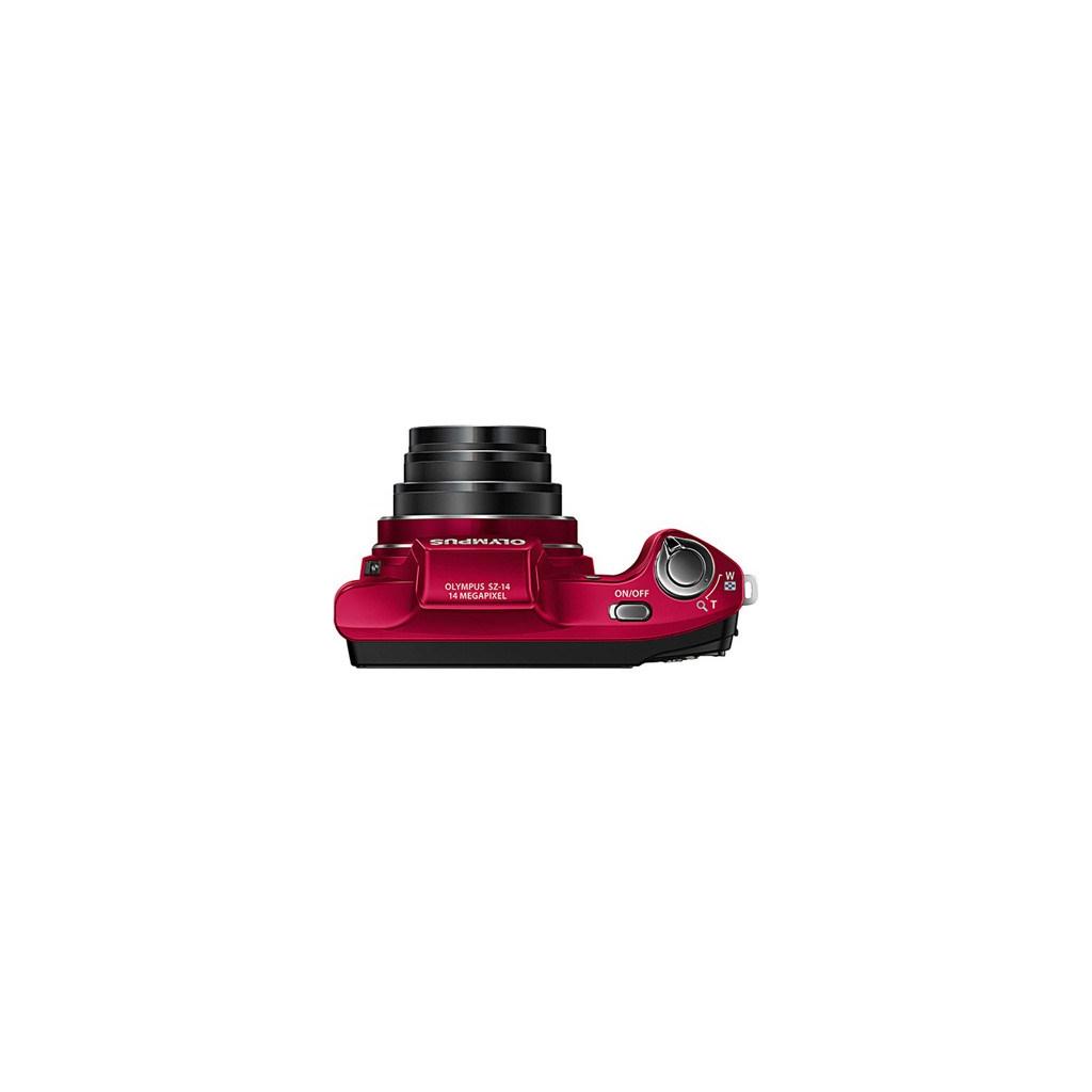 Цифровой фотоаппарат Olympus SZ-14 black (V102080BE000) изображение 3