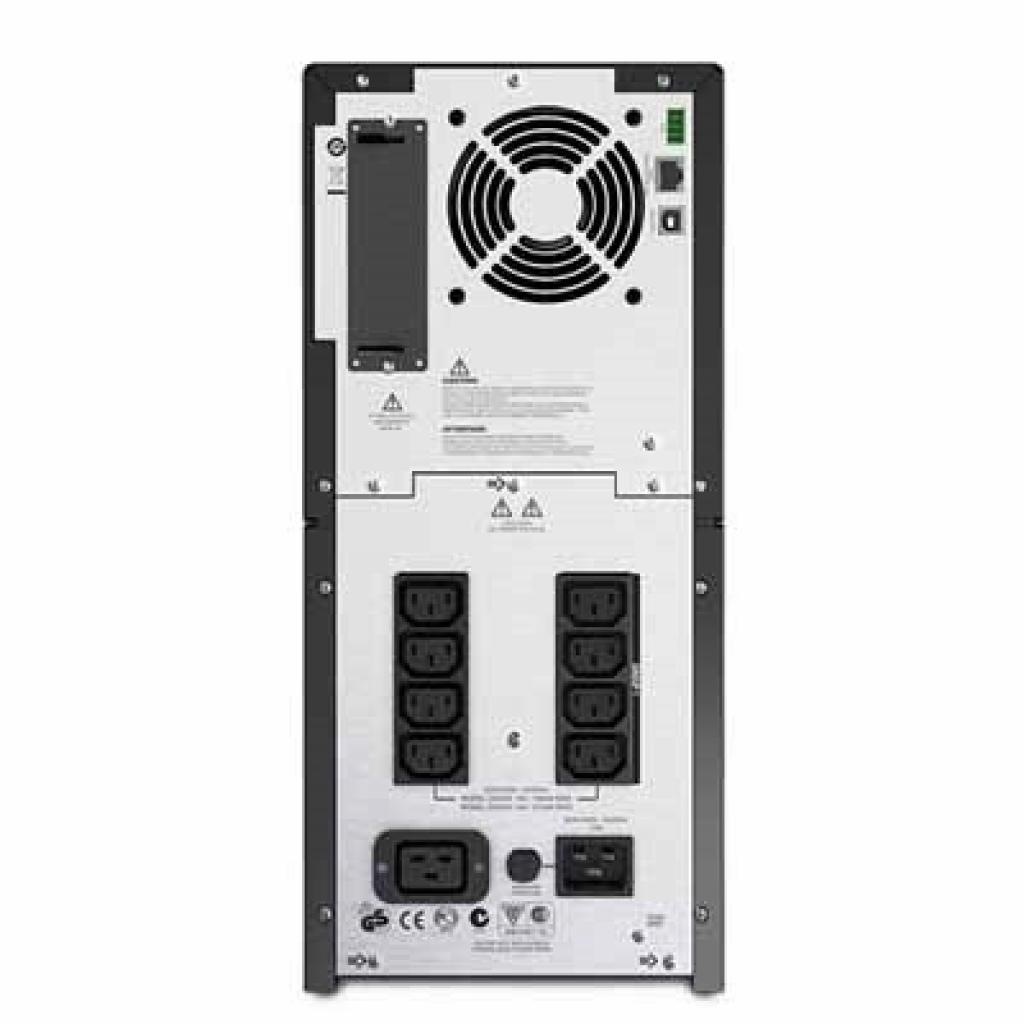 Источник бесперебойного питания APC Smart-UPS 3000VA LCD (SMT3000I) изображение 2