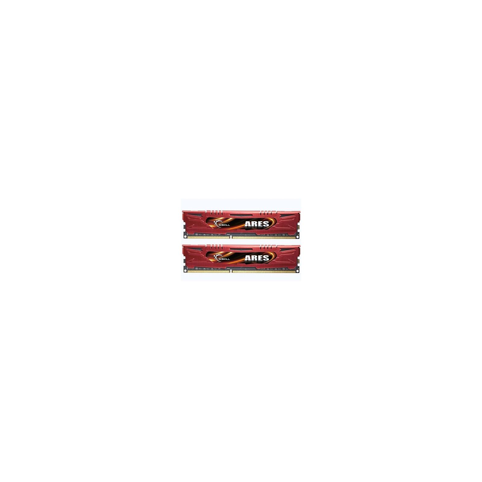 Модуль памяти для компьютера DDR3 16GB (2x8GB) 1600 MHz G.Skill (F3-1600C9D-16GAR)