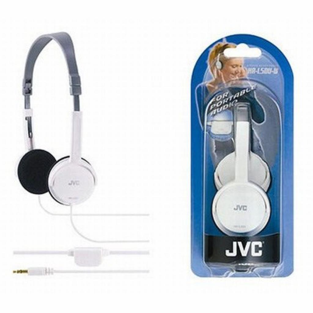 Наушники JVC HA-L50 White (HA-L50-W)