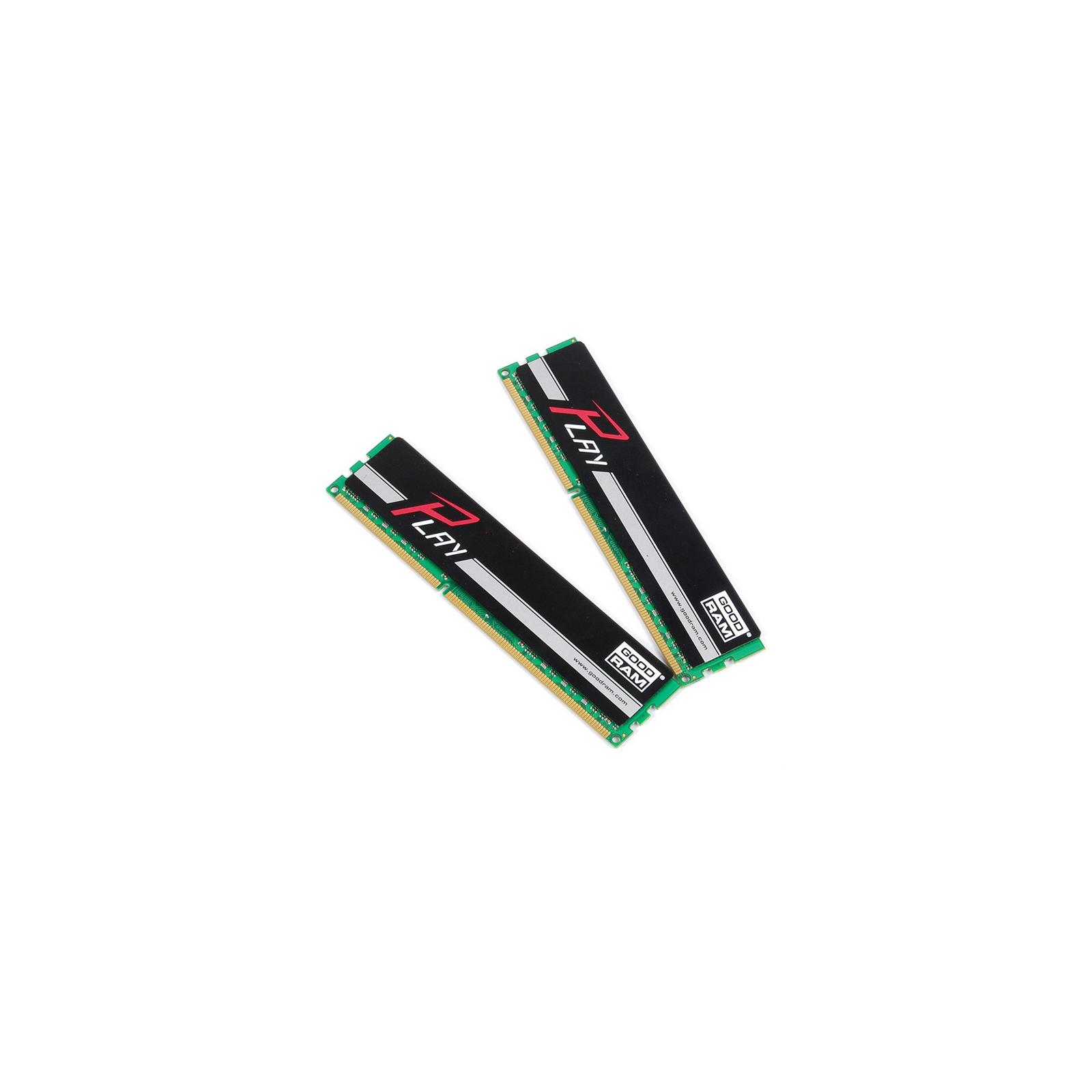 Модуль памяти для компьютера DDR3 16GB (2x8GB) 1600 MHz GOODRAM (GY1600D364L10/16GDC)