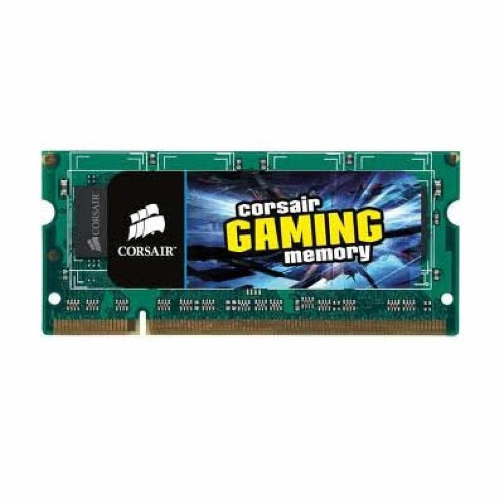 Модуль памяти для ноутбука SoDIMM DDR2 2GB 800 MHz CORSAIR (VS2GSDS800D2)