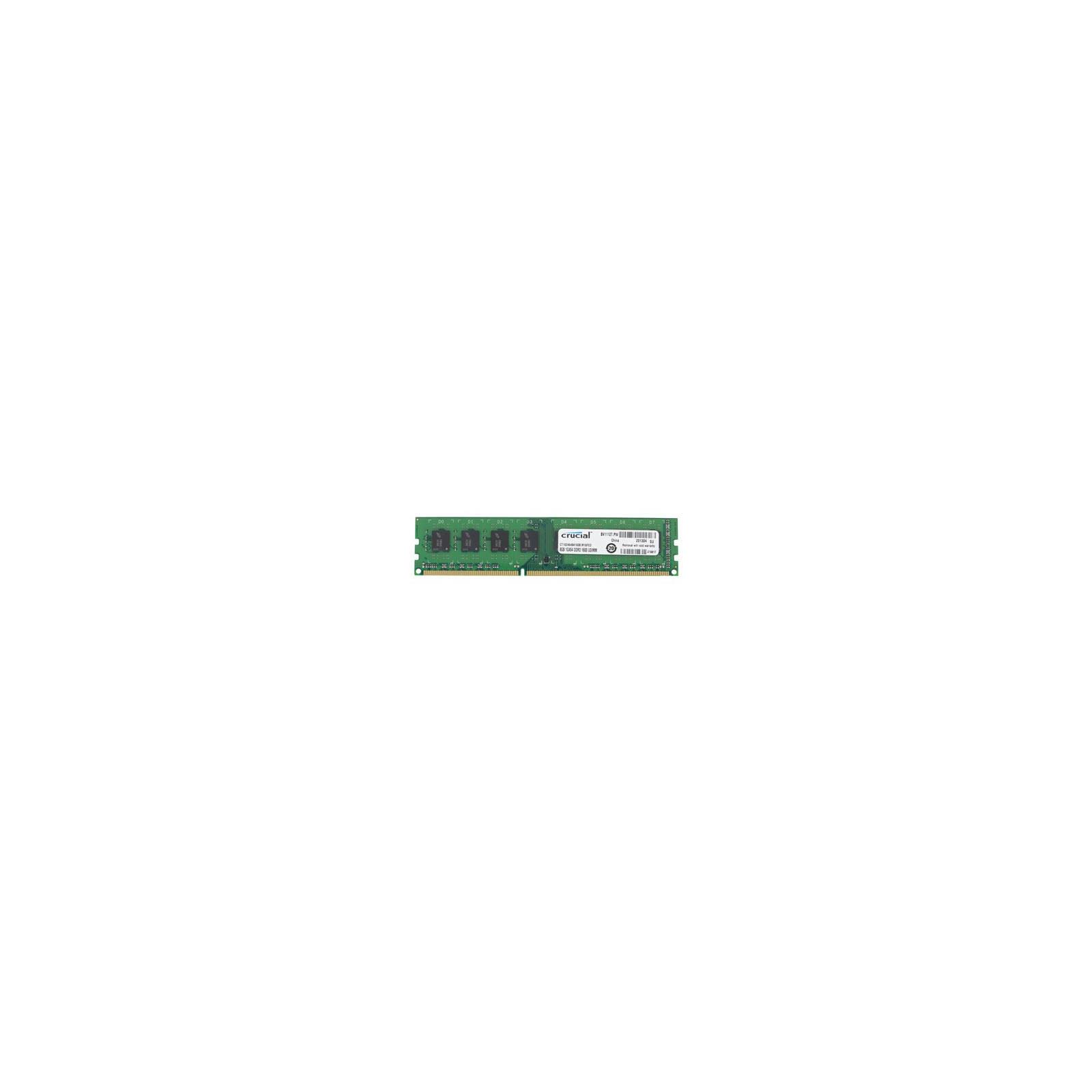 Модуль памяти для компьютера DDR3 8GB 1600 MHz MICRON (CT102464BA160B)