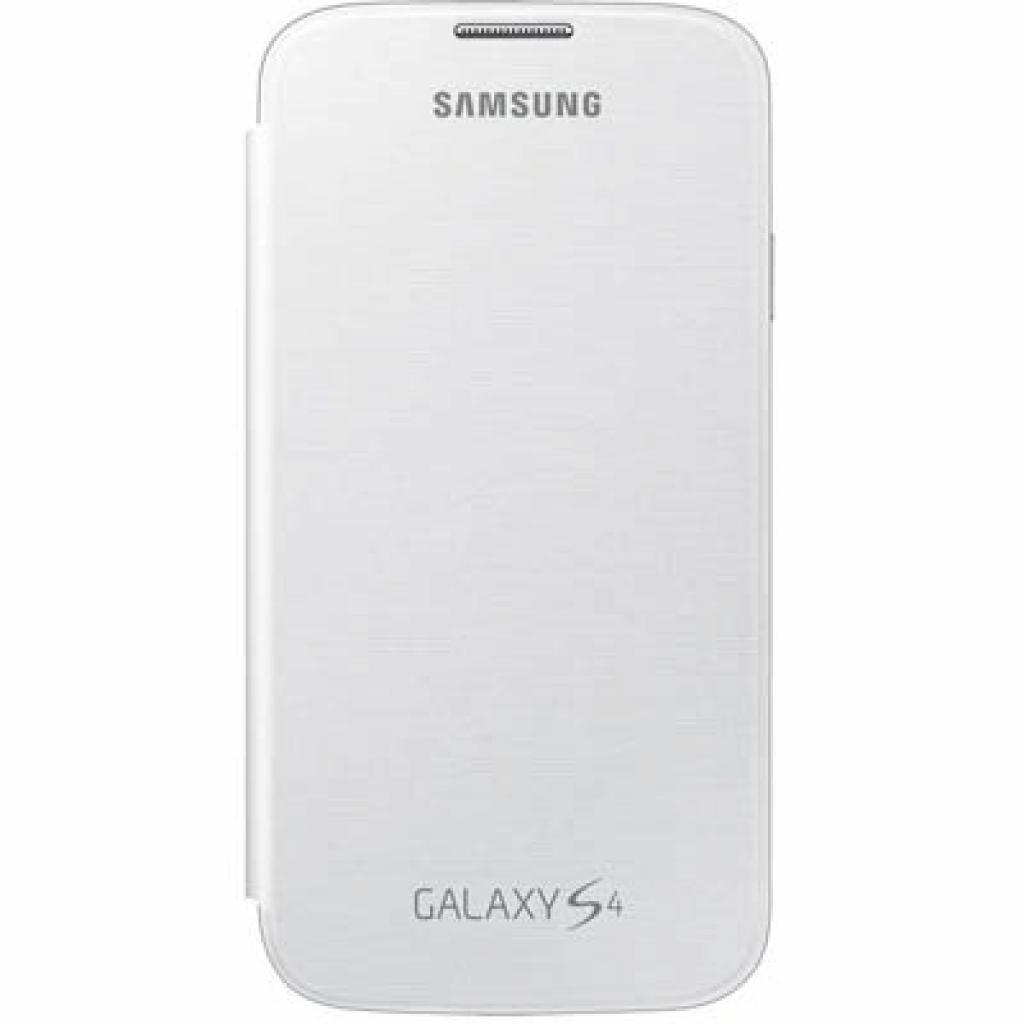 Чехол для моб. телефона Samsung I9500 Galaxy S4/Polaris White /Flip Cover (EF-FI950BWEGWW)