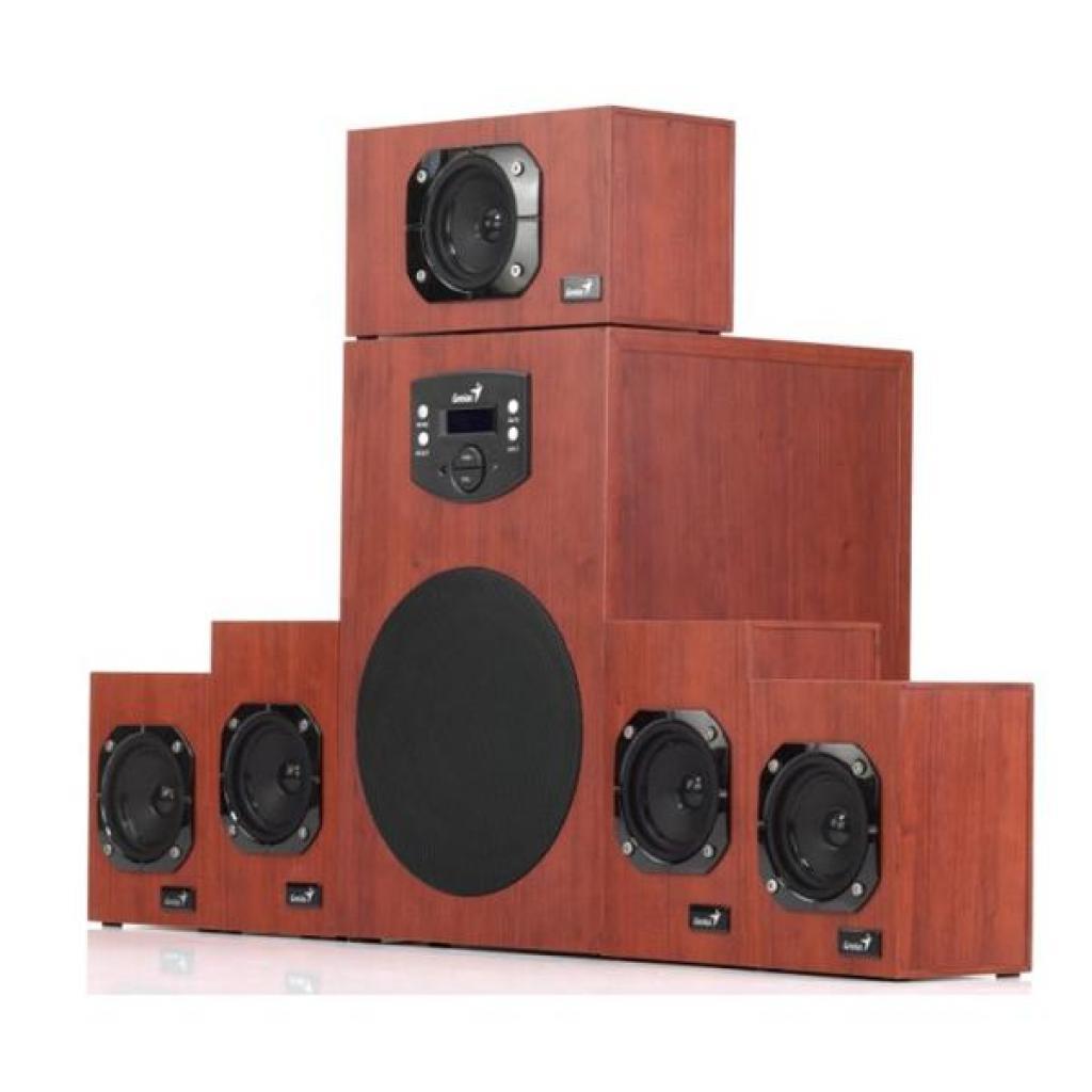 Акустическая система Genius SW-HF5.1 4600 Wood (31731028100)