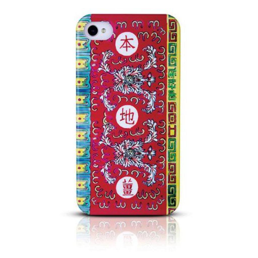 Чехол для моб. телефона ODOYO iPhone 4/4s G.O.D. Local Ginger (PH390LG)