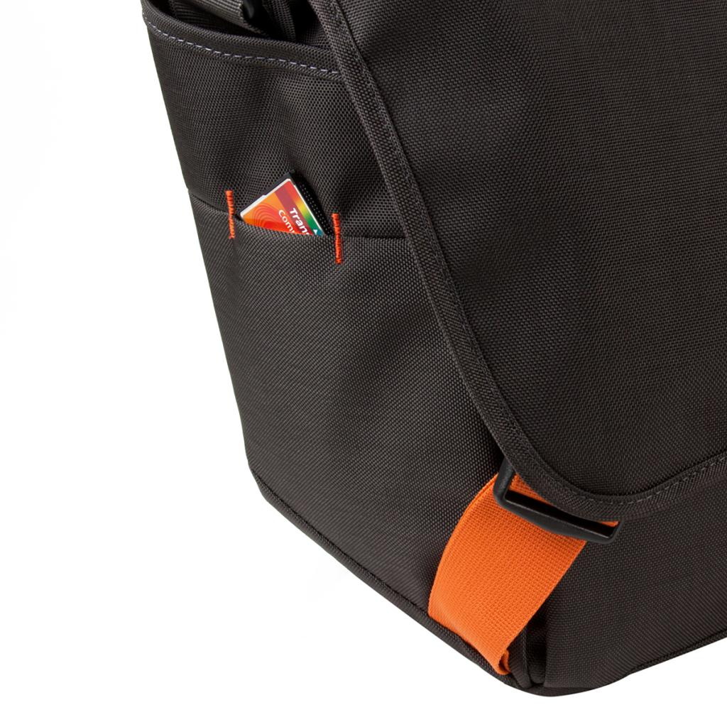Фото-сумка Crumpler Jackpack 9000 (grey black / orange)+15`NB (JP9000-005) изображение 4