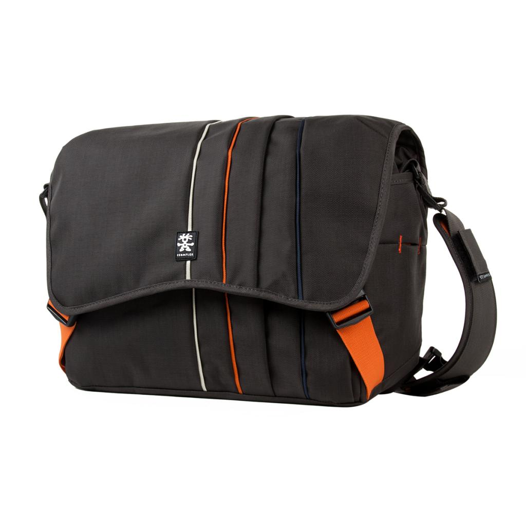 Фото-сумка Crumpler Jackpack 9000 (grey black / orange)+15`NB (JP9000-005) изображение 7