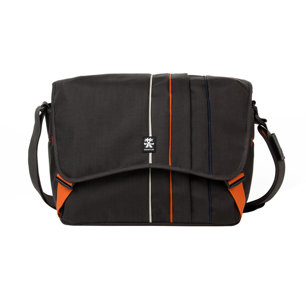 Фото-сумка Crumpler Jackpack 9000 (grey black / orange)+15`NB (JP9000-005)
