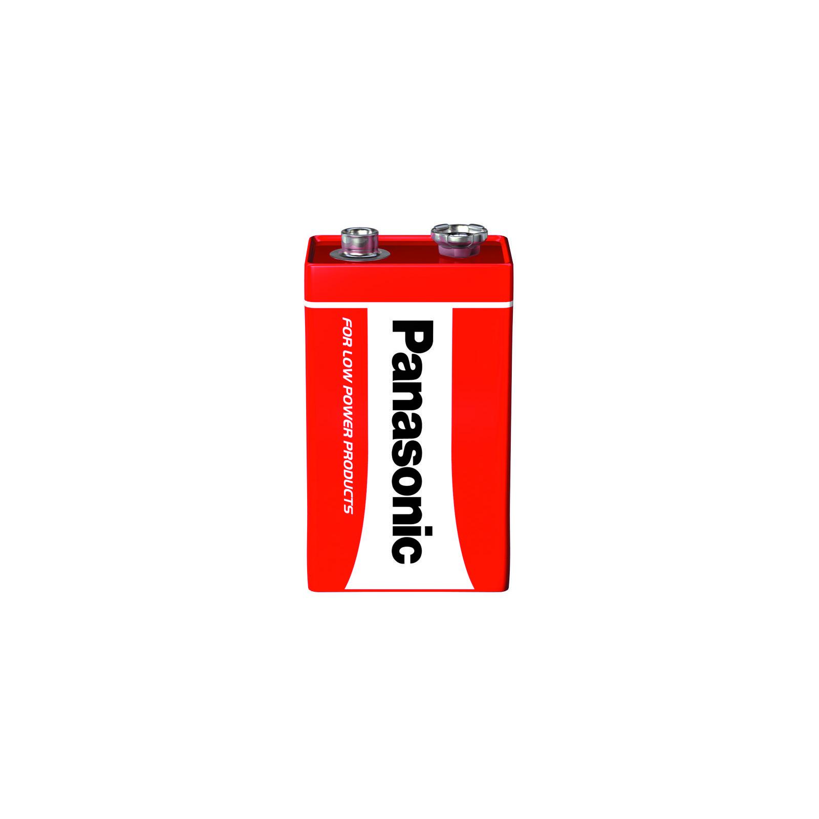 Батарейка PANASONIC Крона PANASONIC 6F22 Special (6F22REL/1BP) изображение 2