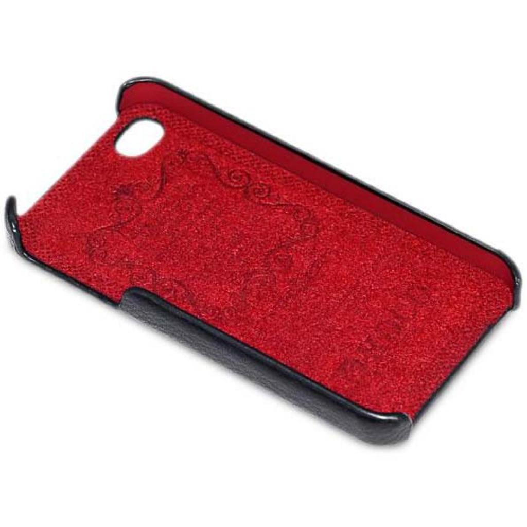 Чехол для моб. телефона HOCO для iPhone 4/4S /Duke Back (HI-BL001 Black) изображение 2