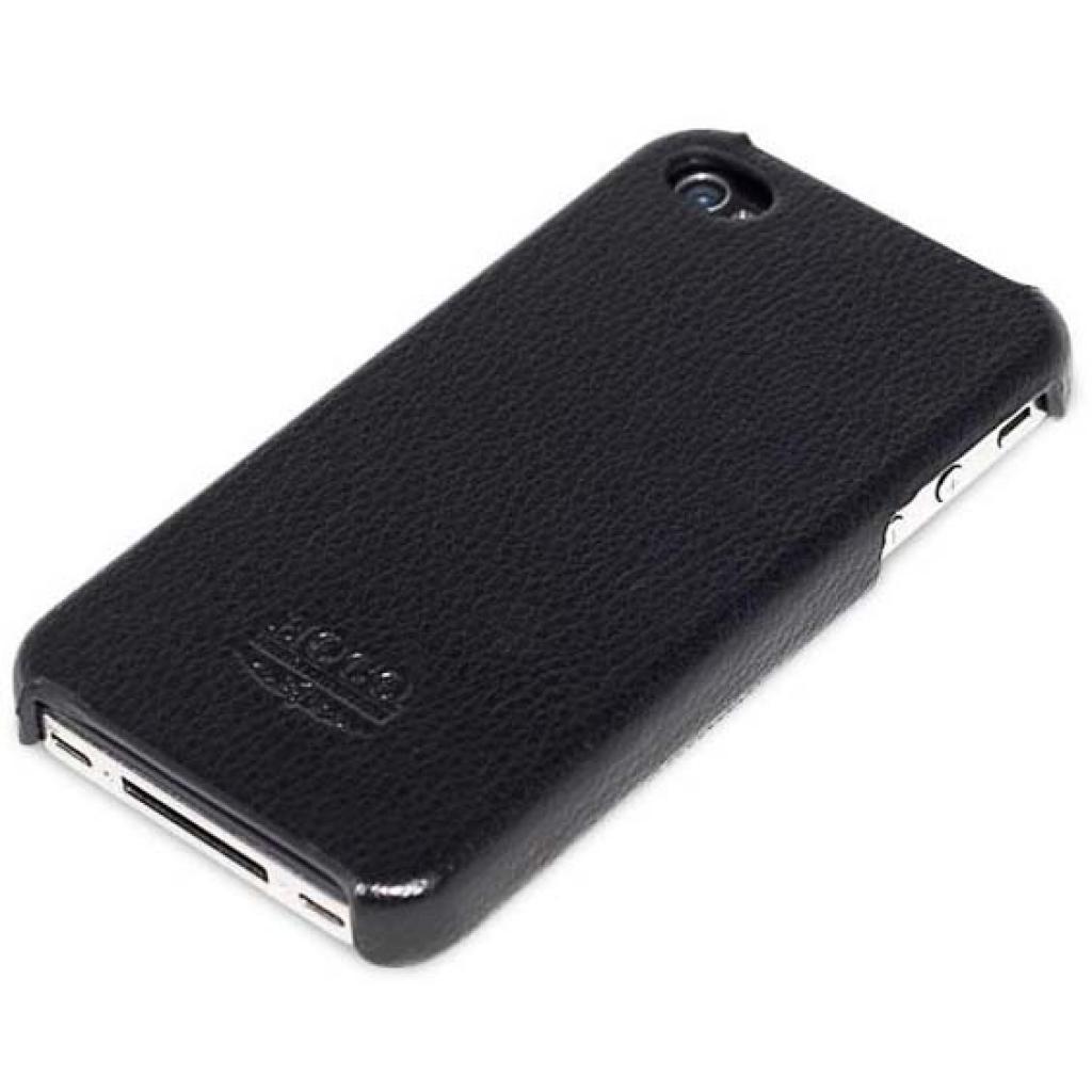 Чехол для моб. телефона HOCO для iPhone 4/4S /Duke Back (HI-BL001 Black)