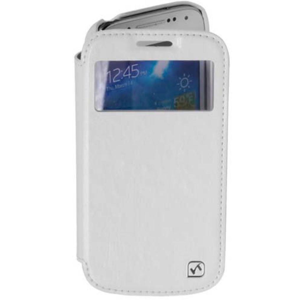 Чехол для моб. телефона HOCO для Samsung I9192 Galaxy S4 mini /Crystal/ HS-L045/White (6061266)