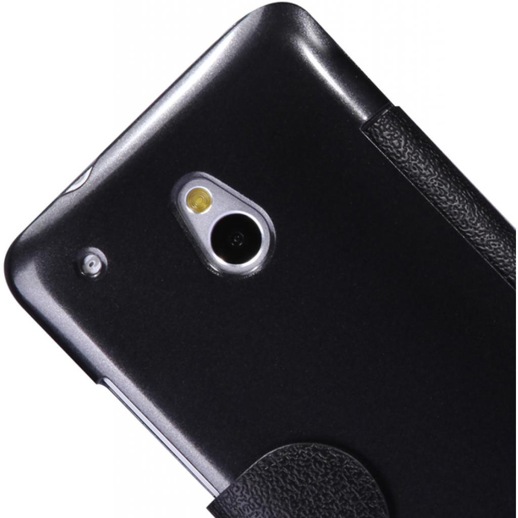 Чехол для моб. телефона NILLKIN для HTC ONE mini/M4-Fresh/ Leather (6076841) изображение 4