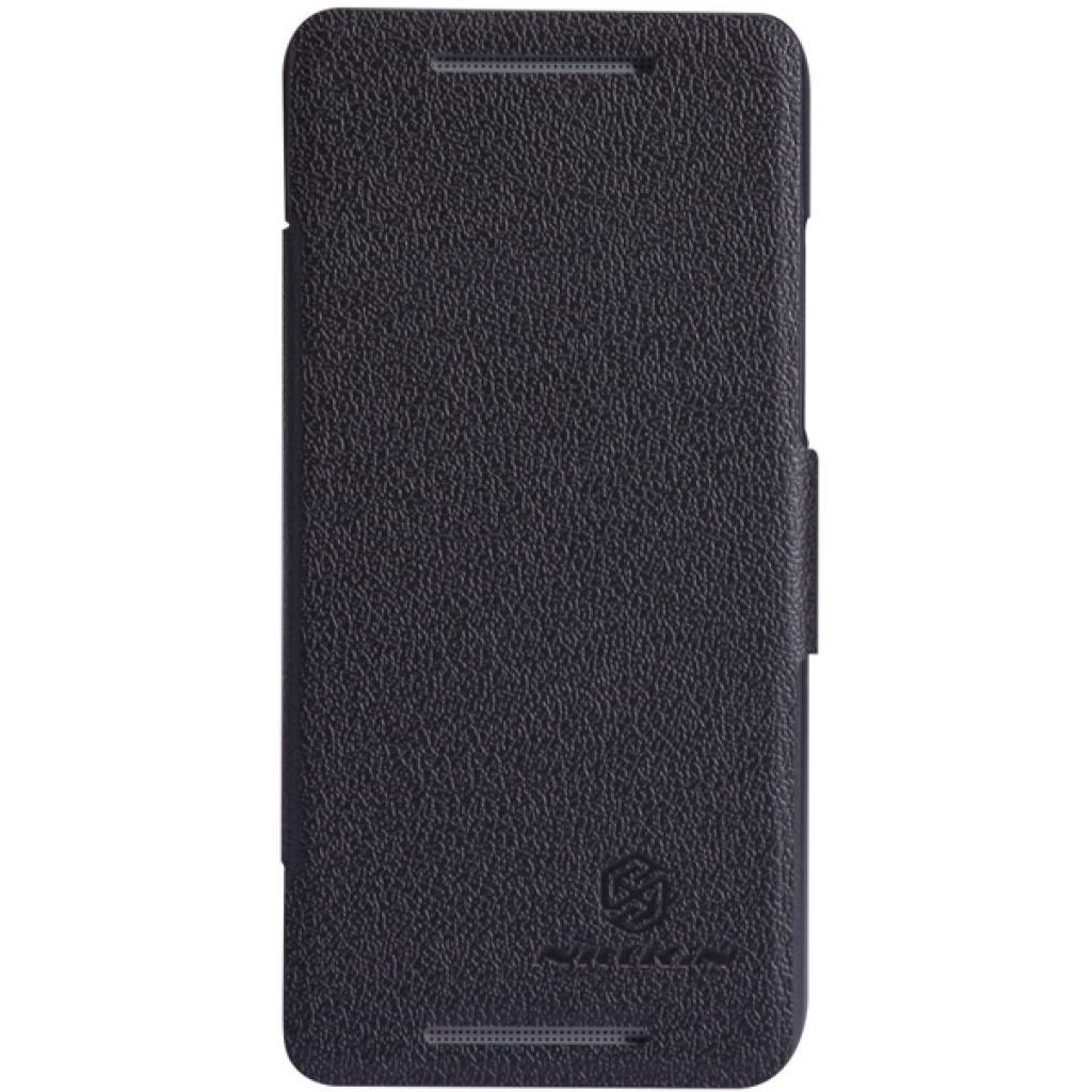 Чехол для моб. телефона NILLKIN для HTC ONE mini/M4-Fresh/ Leather (6076841)