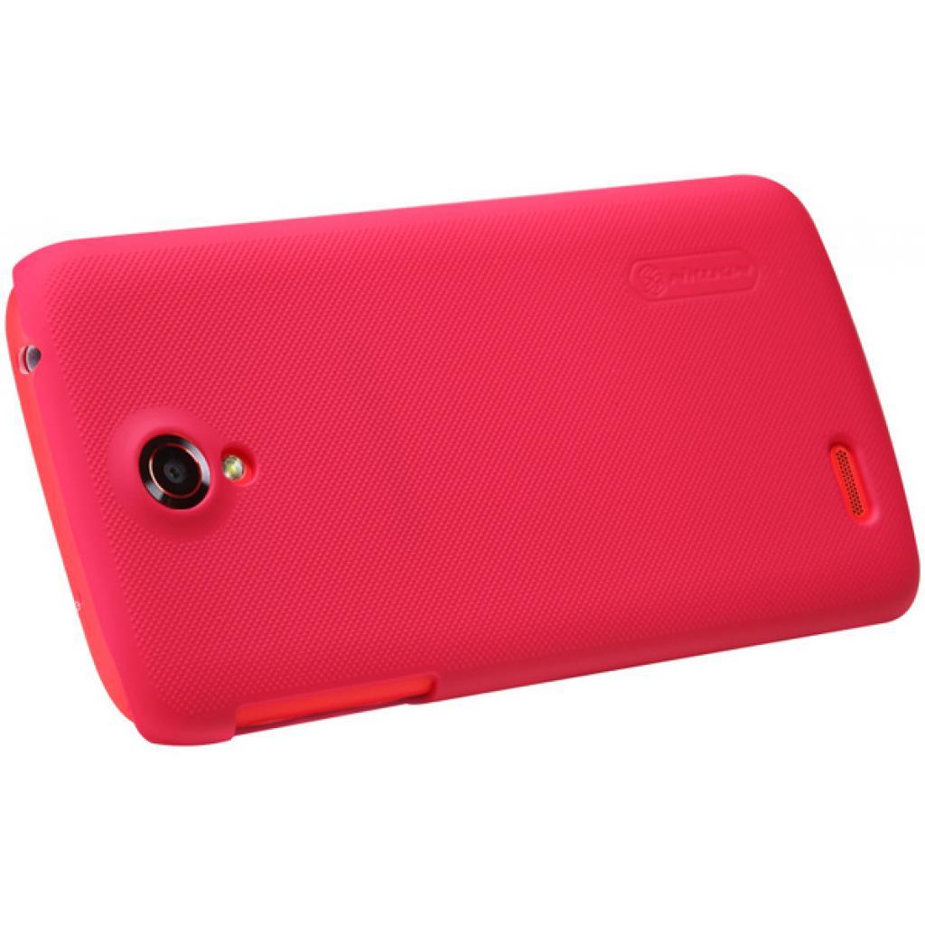 Чехол для моб. телефона NILLKIN для Lenovo S820 /Super Frosted Shield/Red (6077009) изображение 2