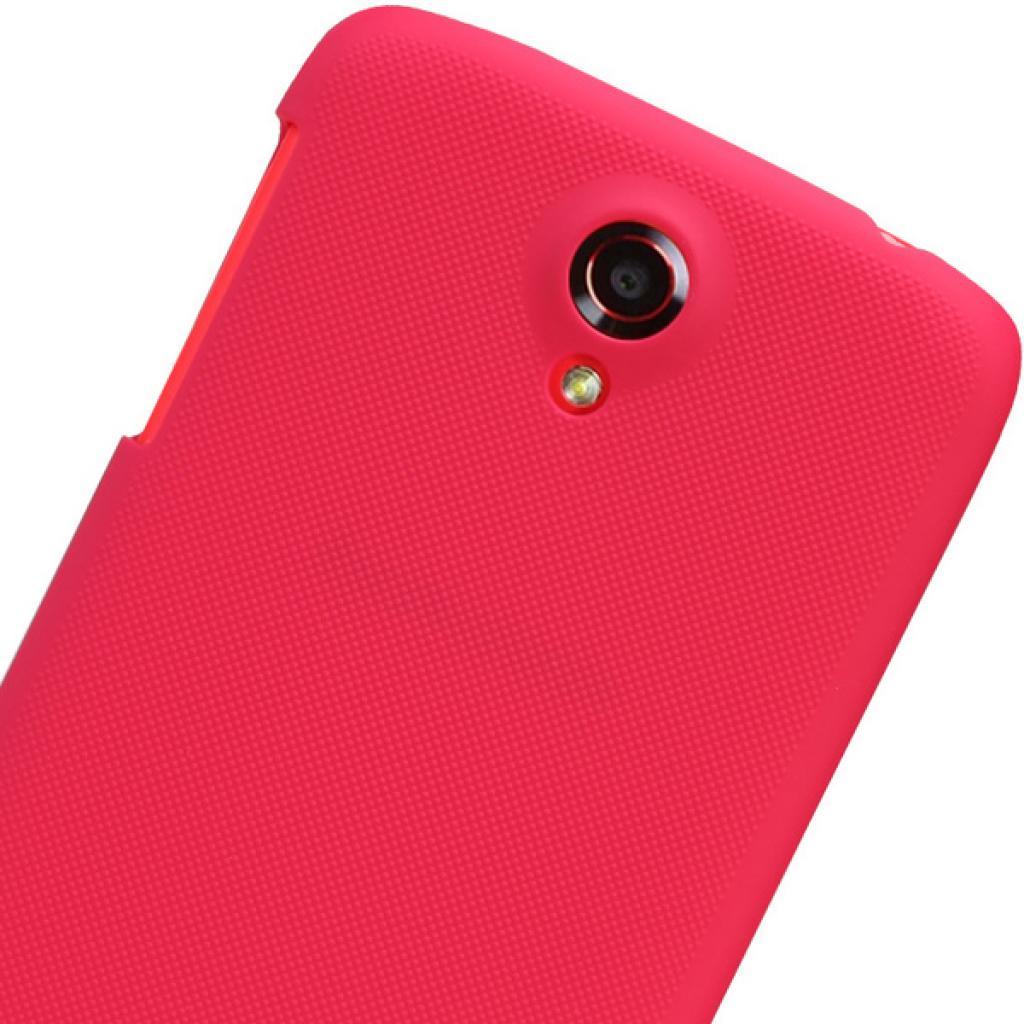 Чехол для моб. телефона NILLKIN для Lenovo S820 /Super Frosted Shield/Red (6077009) изображение 5