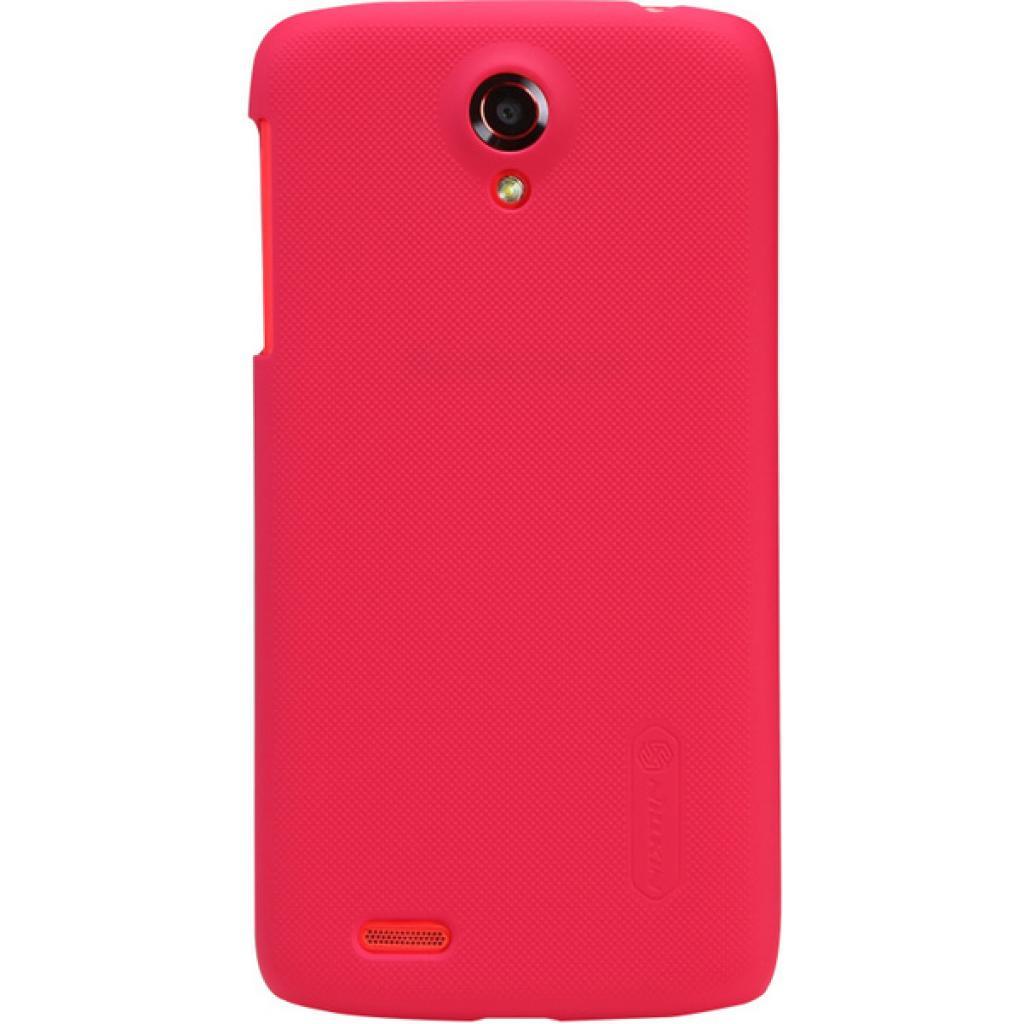 Чехол для моб. телефона NILLKIN для Lenovo S820 /Super Frosted Shield/Red (6077009)