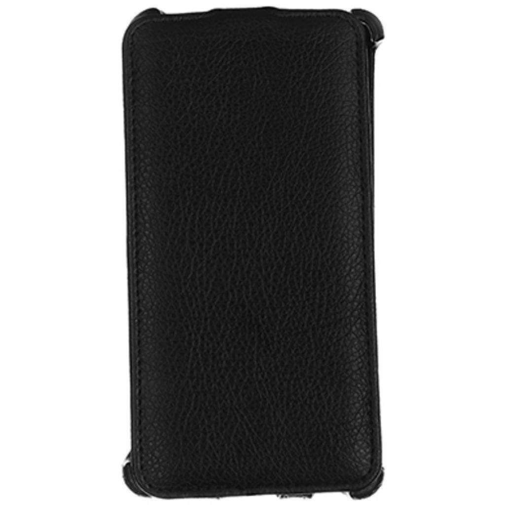 Чехол для моб. телефона для Sony Xperia Z2 (Black) Lux-flip Drobak (215806)