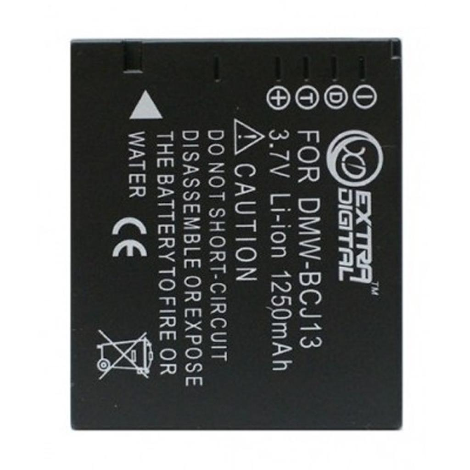 Аккумулятор к фото/видео EXTRADIGITAL Panasonic DMW-BCJ13 (BDP2560)