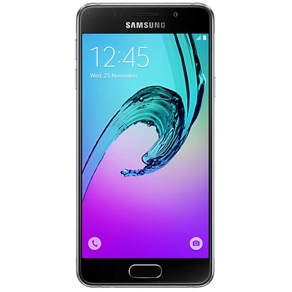 Мобильный телефон Samsung SM-A310F/DS (Galaxy A3 Duos 2016) Black (SM-A310FZKDSEK)