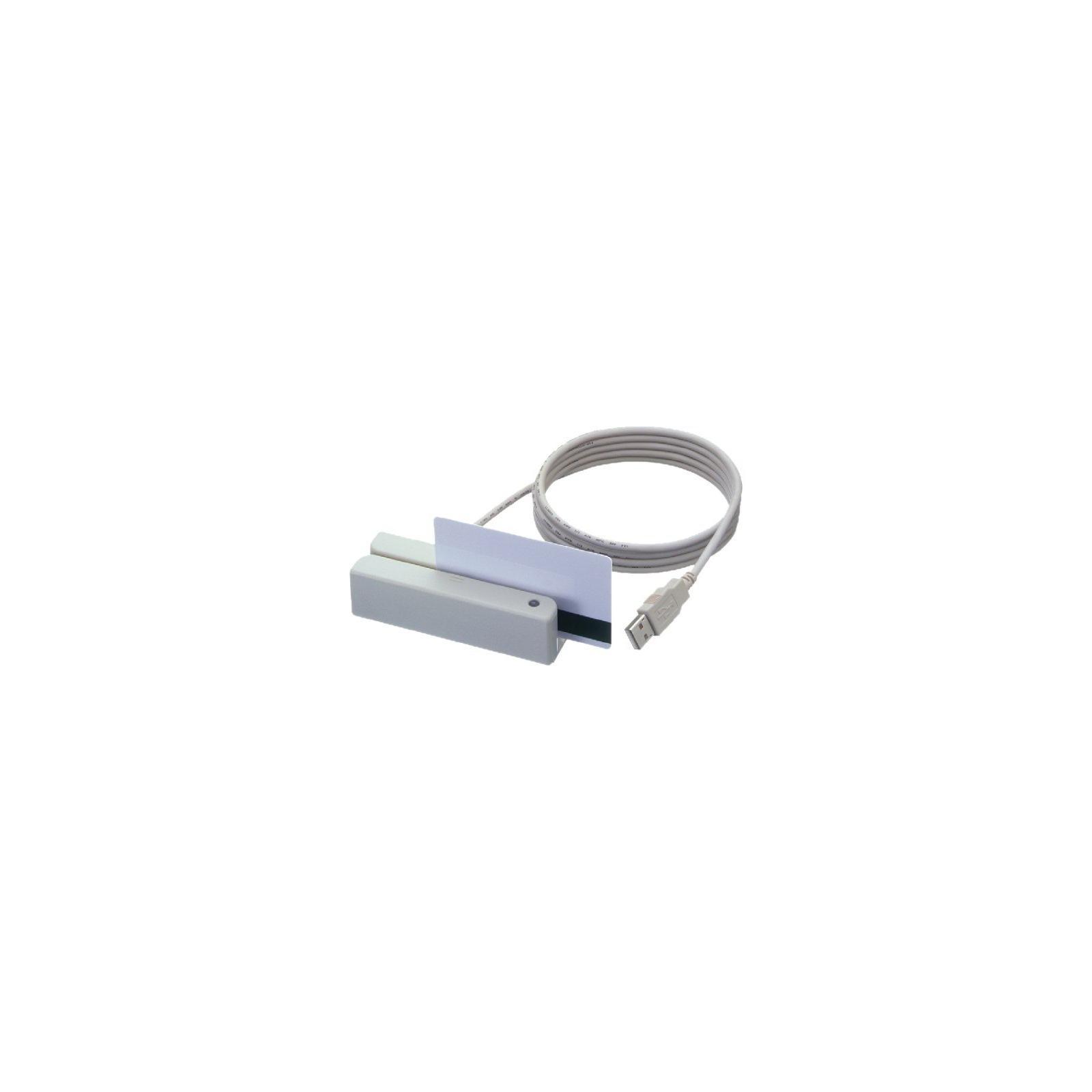 Считыватель магнитных карт Cipherlab MSR213 USB-HID (000000210)
