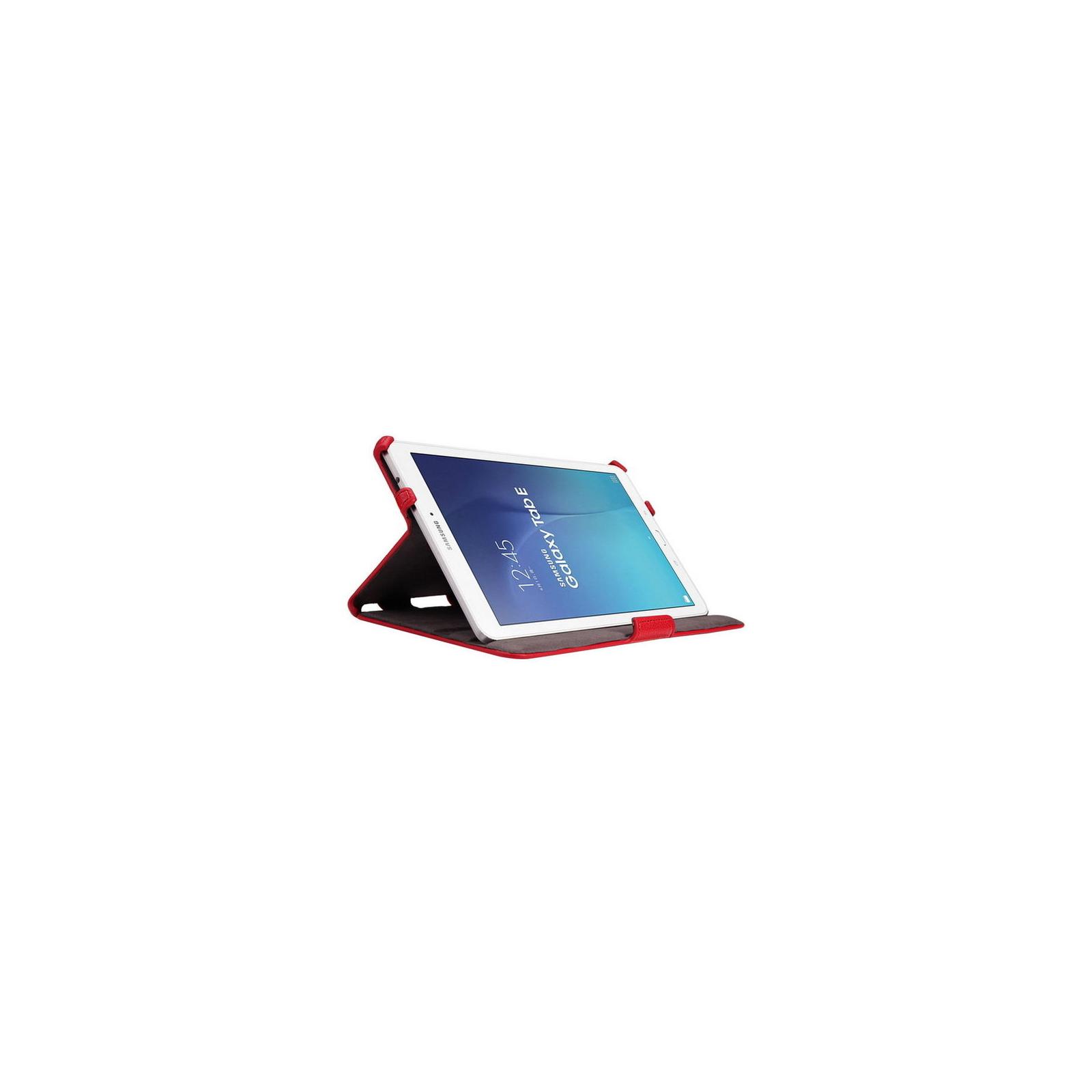 Чехол для планшета AirOn для Samsung Galaxy Tab E 9.6 red (4822352777258) изображение 6