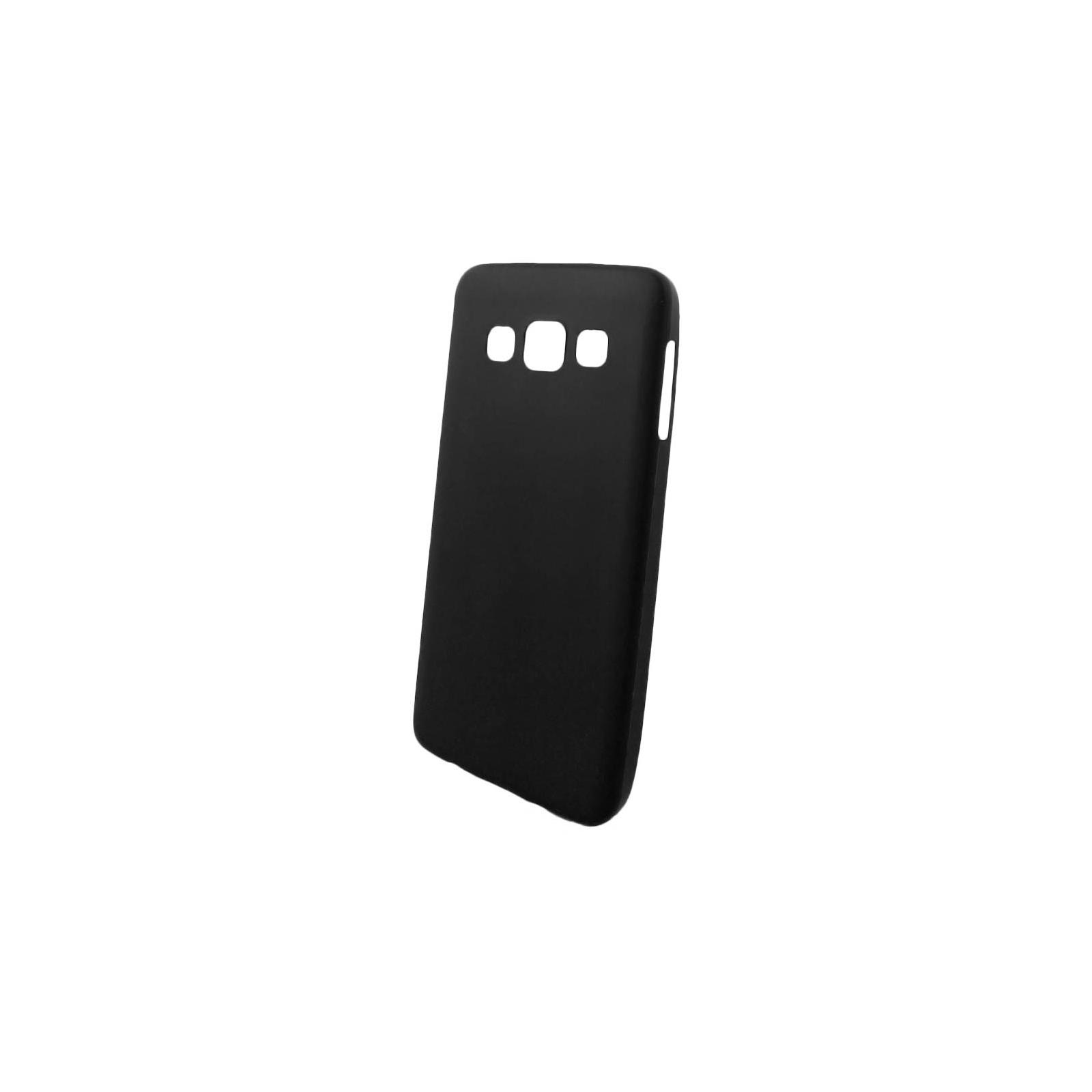 Чехол для моб. телефона GLOBAL для Samsung A500 (черный) (1283126467622)