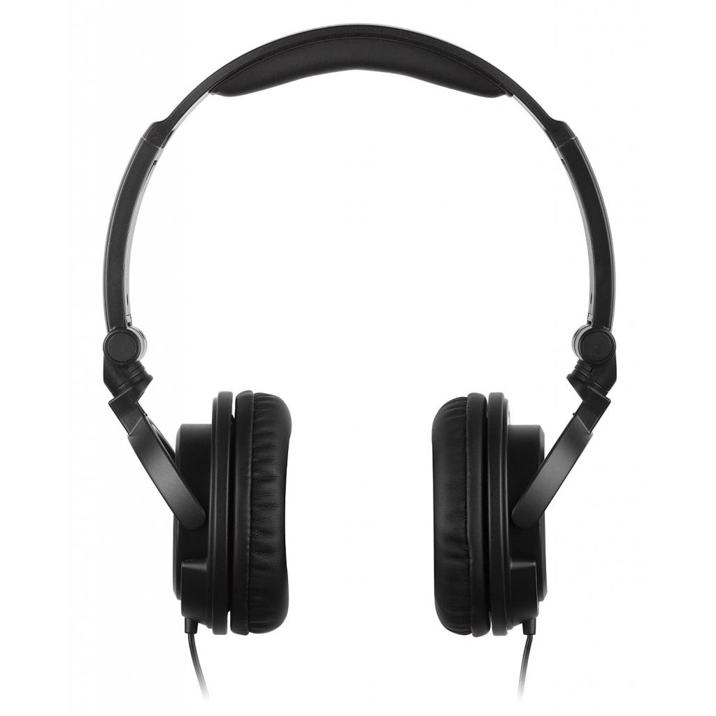Наушники KitSound KS iD On-Ear Headphones with In-Line Mic Black (KSIDBK) изображение 2