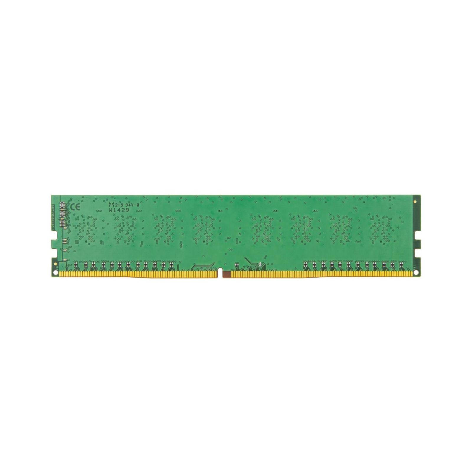 Модуль памяти для компьютера DDR4 8GB 2133 MHz Kingston (KVR21N15S8/8) изображение 2