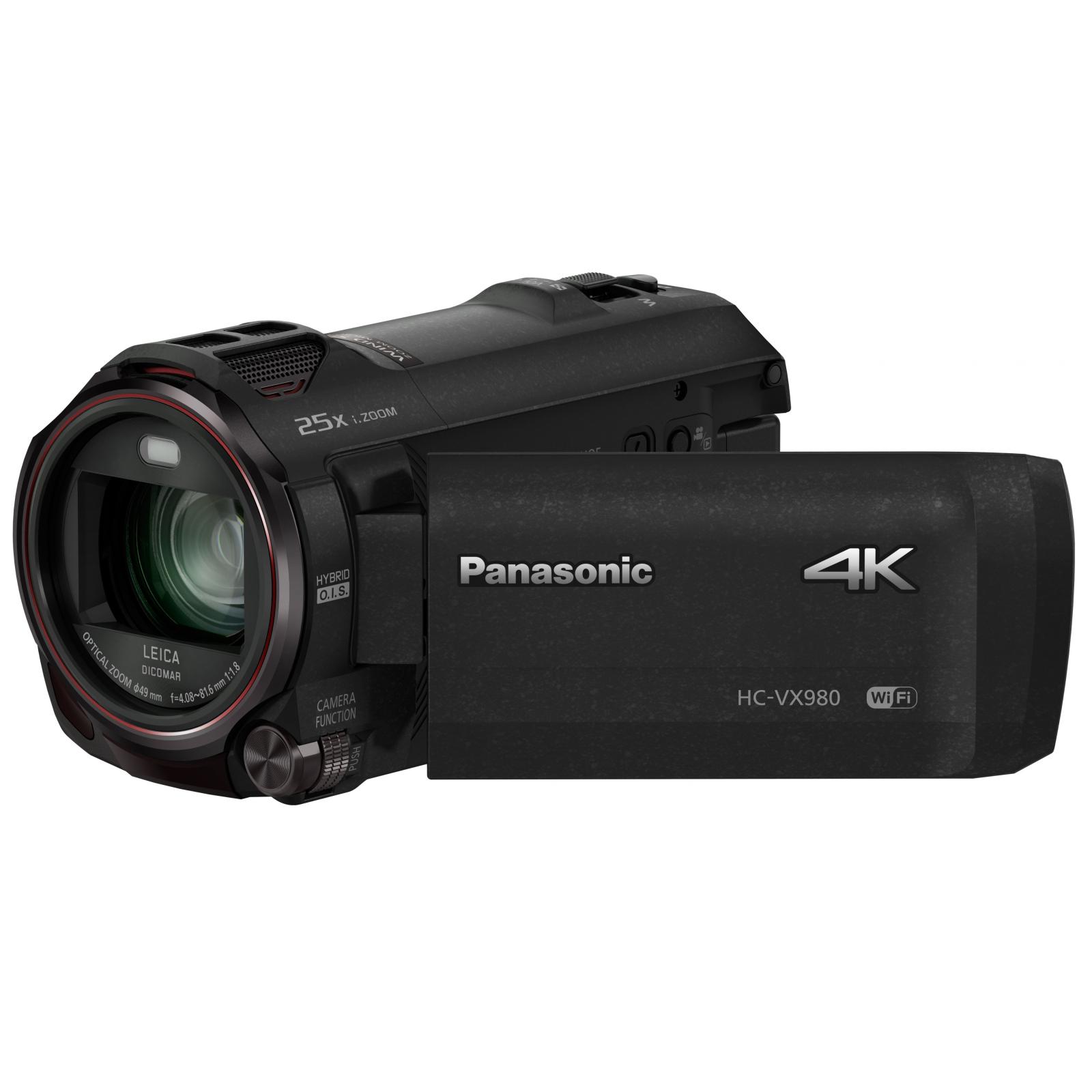 Цифровая видеокамера PANASONIC HC-VX980EE-K изображение 2