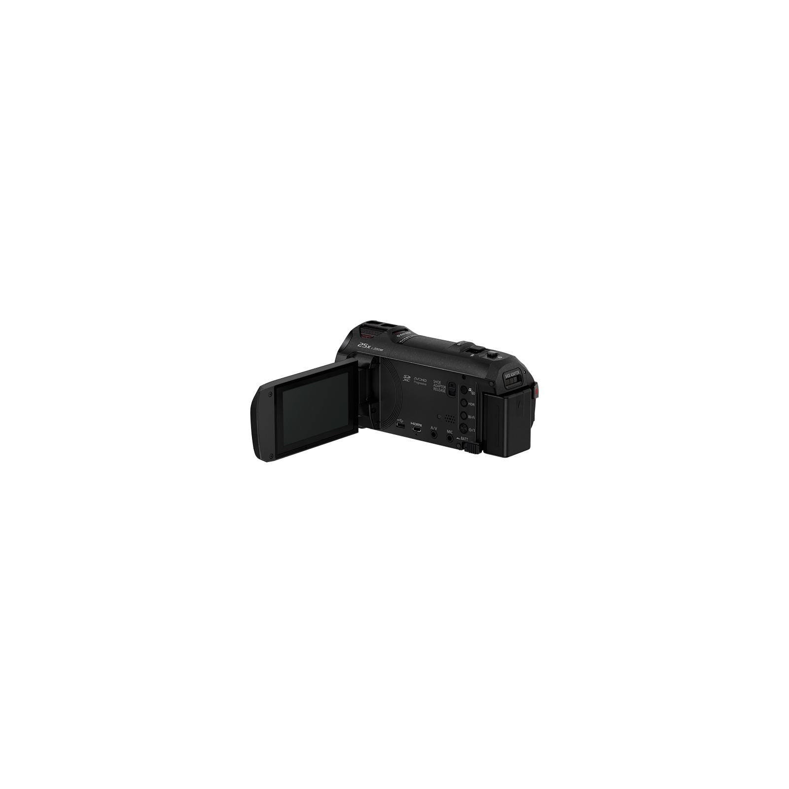 Цифровая видеокамера PANASONIC HC-VX980EE-K изображение 3