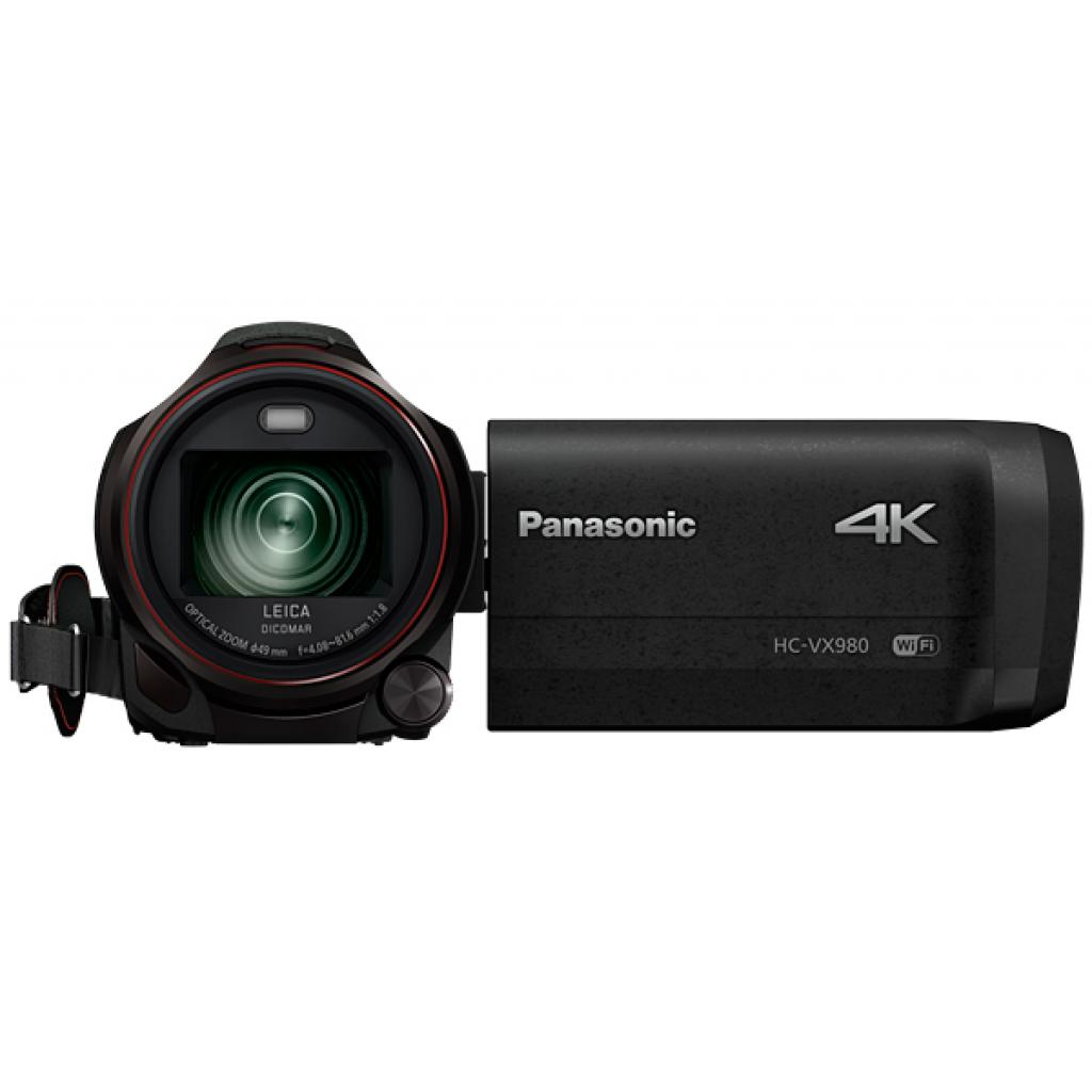 Цифровая видеокамера PANASONIC HC-VX980EE-K изображение 4