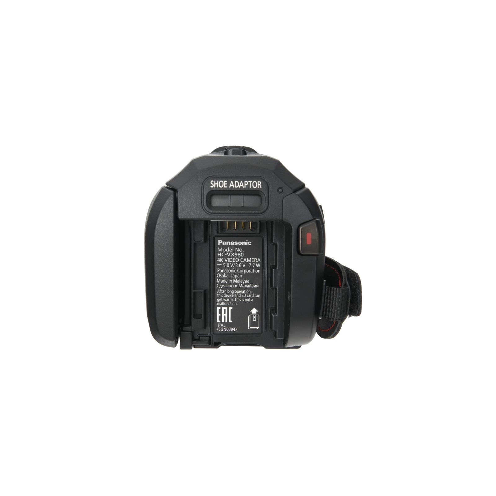 Цифровая видеокамера PANASONIC HC-VX980EE-K изображение 5