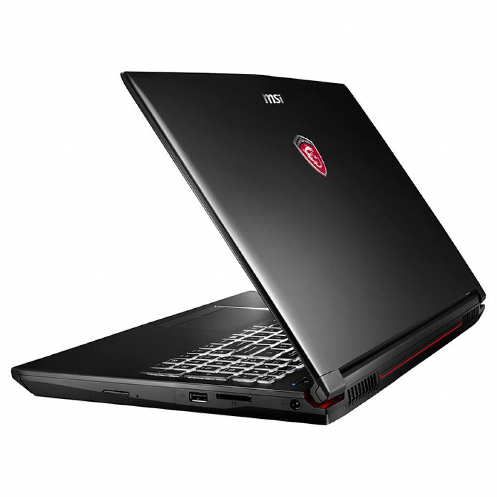 Ноутбук MSI GP62-7RD (GP627RD-654UA) изображение 6