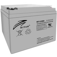 Батарея к ИБП Ritar AGM RT12280, 12V-28Ah (RT12280)