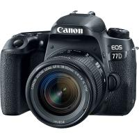 Цифровой фотоаппарат Canon EOS 77D 18-55 IS STM (1892C022AA)