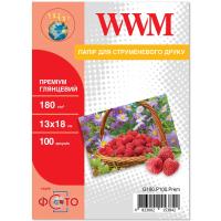 Бумага 13x18 Premium WWM (G180.P100.Prem)