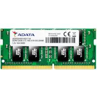 Модуль памяти для ноутбука SoDIMM DDR4 8GB 2400 MHz ADATA (AD4S240038G17-S)