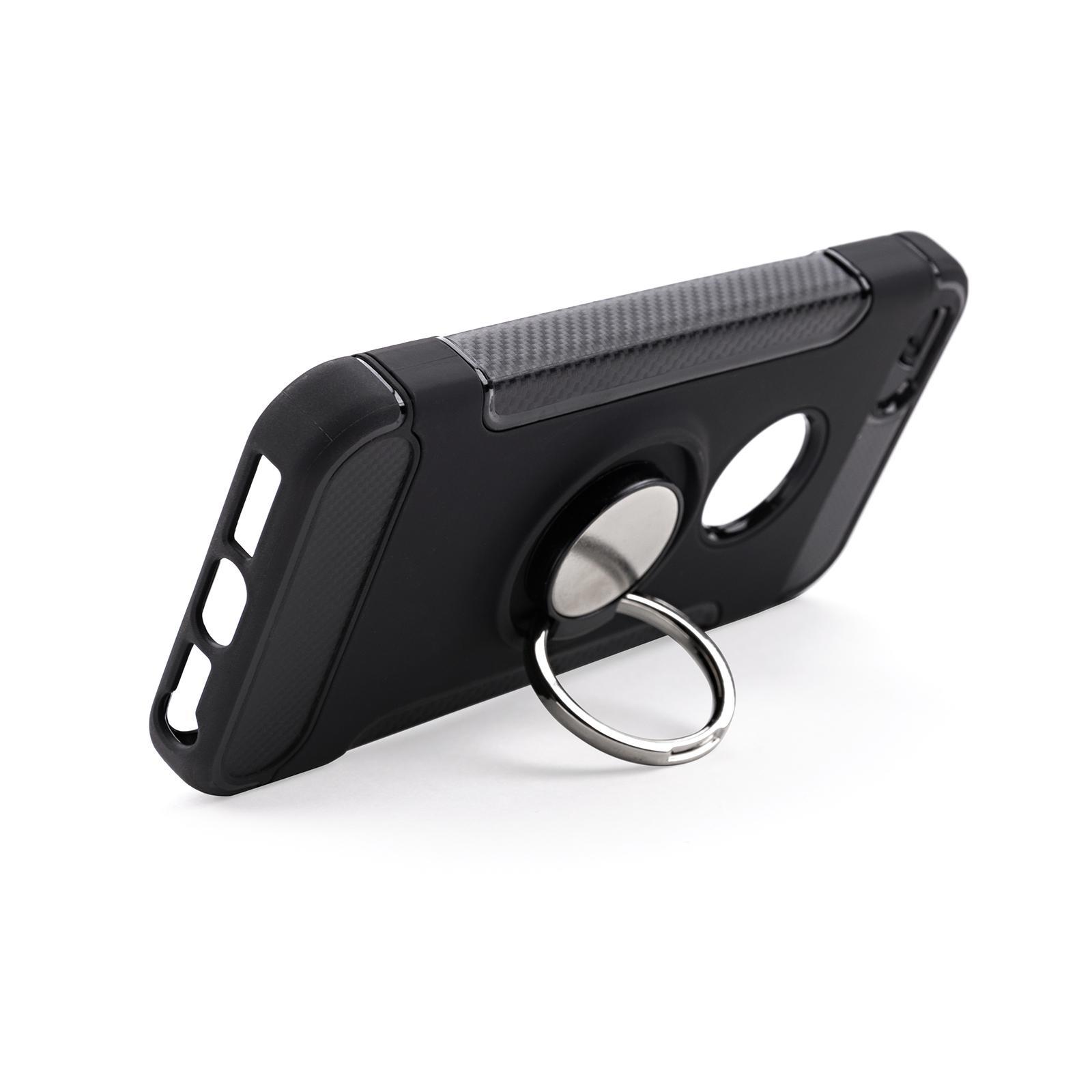 Чехол для моб. телефона Laudtec для iPhone 5/SE Ring stand (black) (LR-PCI5SE) изображение 3