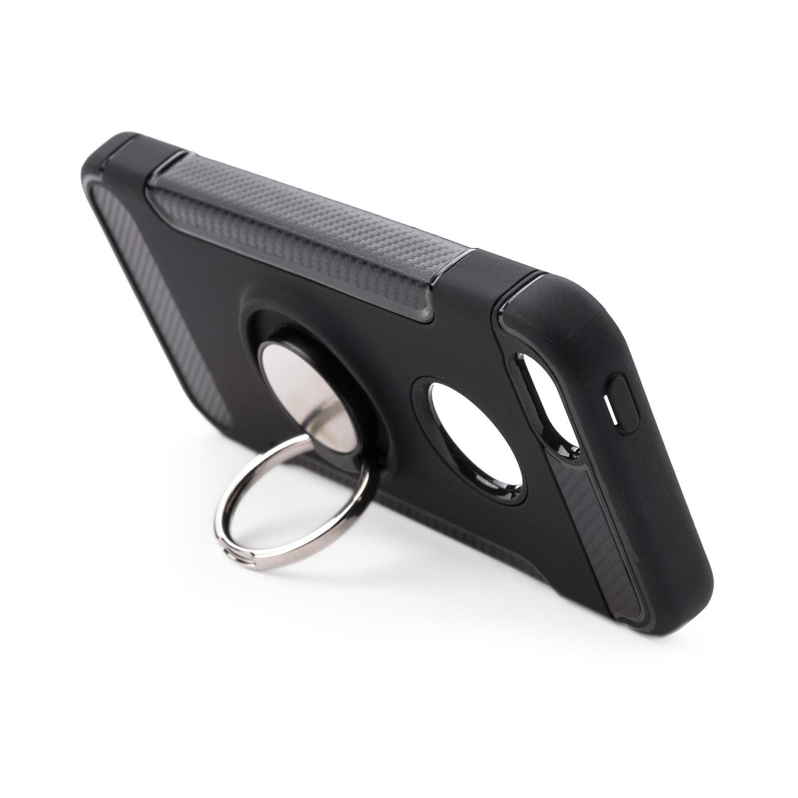 Чехол для моб. телефона Laudtec для iPhone 5/SE Ring stand (black) (LR-PCI5SE) изображение 4