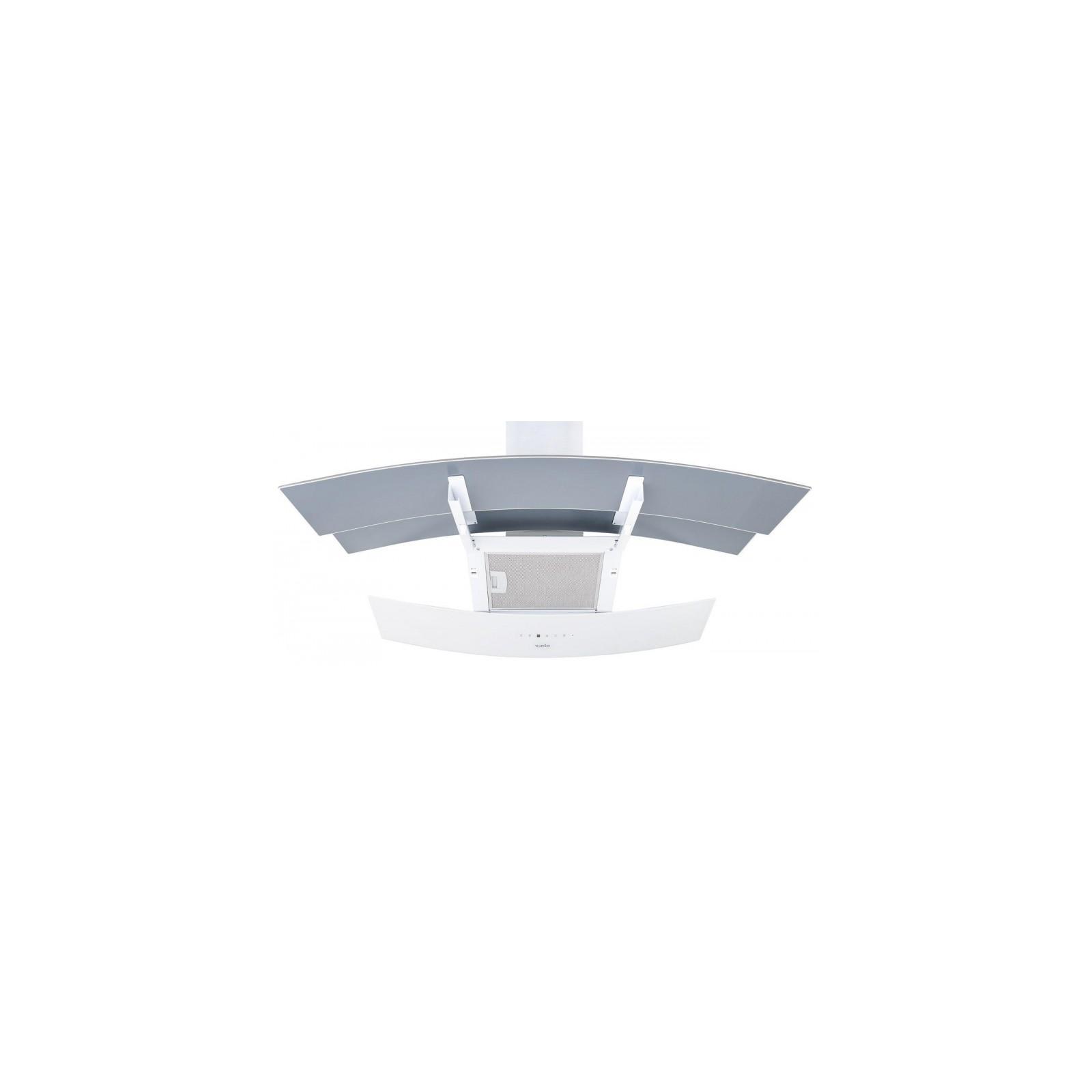 Вытяжка кухонная Ventolux RIALTO 90 BK (1000) TRC IT изображение 3