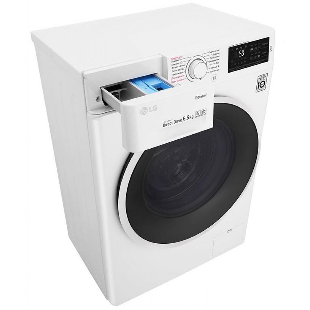 Стиральная машина LG F2J6WS0W изображение 10