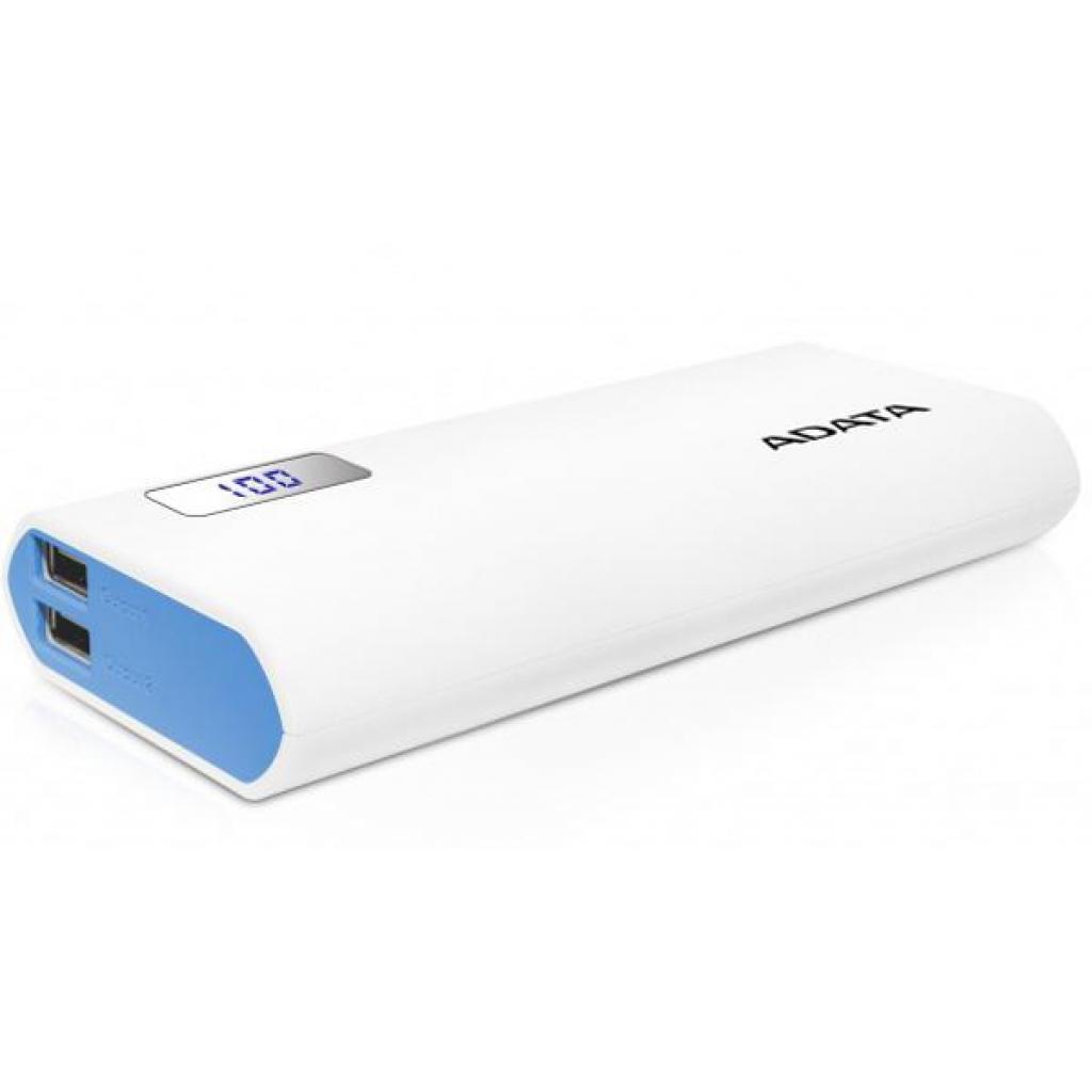 Батарея универсальная ADATA P12500D 12500mAh White (AP12500D-DGT-5V-CWH) изображение 5